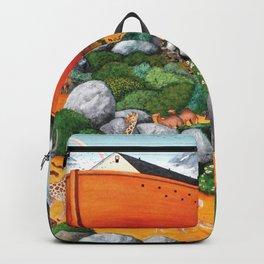 A New Beginning (Noah's Ark) Backpack