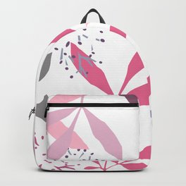 Cut leaves Backpack