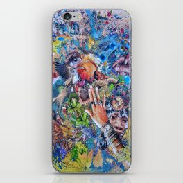 Astral Projection iPhone Skin