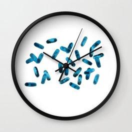 Bacillus 5 Wall Clock
