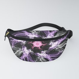 Spectral Fairy Ring (Purple / Pink / White) Fanny Pack
