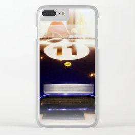 1956 Lotus Eleven Clear iPhone Case