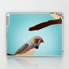 Three little Birds Laptop & iPad Skin