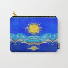Sacred Sun Carry-All Pouch