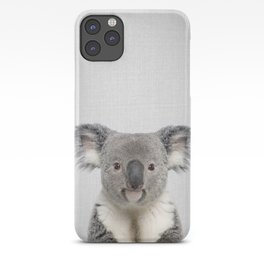 Koala 2 - Colorful iPhone Case