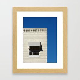 M Street  Framed Art Print