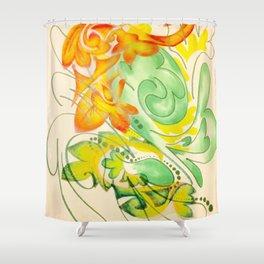 Emmy Woods Shower Curtain