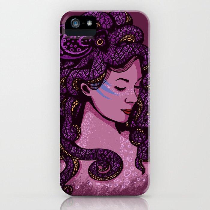 A Mermaid's Hair iPhone Case