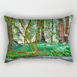 Muir Woods Study 11 Rectangular Pillow