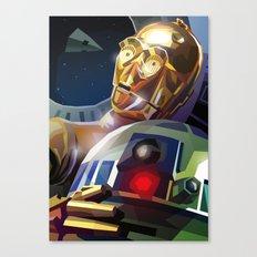 SW#41 Canvas Print