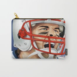 TOM BRADY / THE GOAT Carry-All Pouch