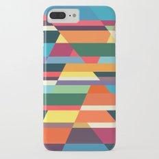 The hills run to infinity iPhone 7 Plus Slim Case