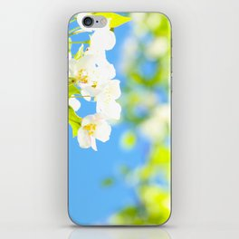 Bright Blooms iPhone Skin