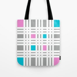 Plaid Design AB YY Tote Bag