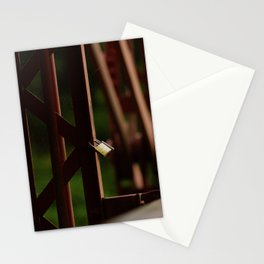 Lover's Locks at Lover's Leap Stationery Cards