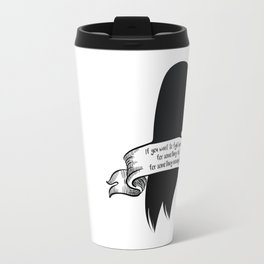Cora Hale - Something meaningful. Travel Mug