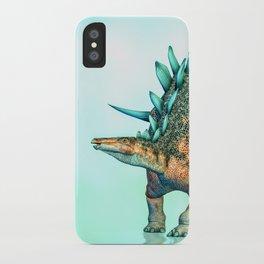 Kentrosaurus iPhone Case