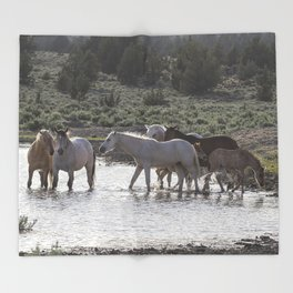 Cooling Off Throw Blanket