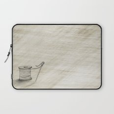 Sewing Time Laptop Sleeve