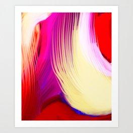 Sweep Art Print