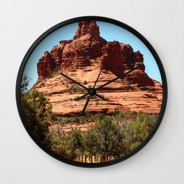 Bell Rock Sedona Wall Clock