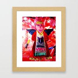 Angel_2 Framed Art Print