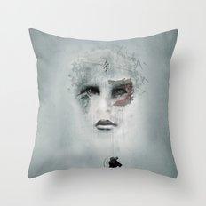 Opium Throw Pillow