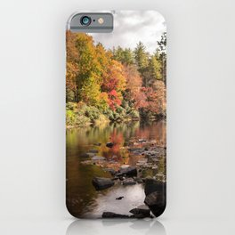Linville River iPhone Case
