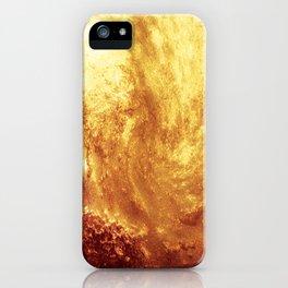 To A Crisp iPhone Case