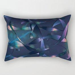 Botanical Nocturne Rectangular Pillow