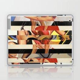 Glitch Pin-Up Redux: Lindsey Laptop & iPad Skin