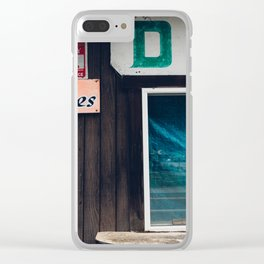 Deli Sandwiches Clear iPhone Case