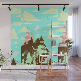 MOUNTAIN LION Wall Mural