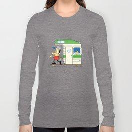 sk8 camper Long Sleeve T-shirt