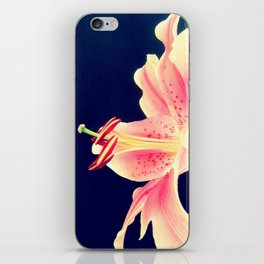 Stargazer Lily - iPhoneography iPhone Skin