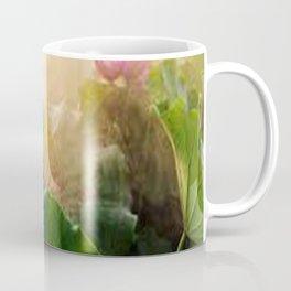 Pink Lotus Flower Coffee Mug