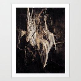 Chrysalide Art Print