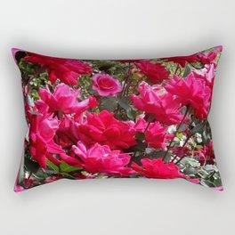 Essence of Roses Rectangular Pillow