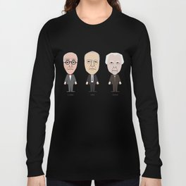 The Godfathers of Modern Architecture Long Sleeve T-shirt