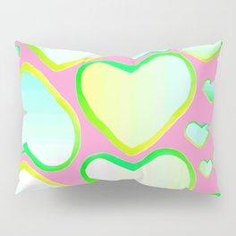 Coeur de printemps Pillow Sham