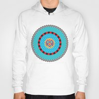 art deco Hoodies featuring Deco Art by MadTee