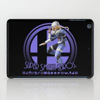 super smash bros iPad Cases featuring Sheik - Super Smash Bros. by Donkey Inferno