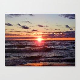 Purplelicious Canvas Print