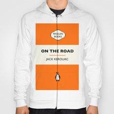 Penguin Book / On The Road - Jack Kerouac  Hoody