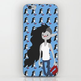 Sweet Marceline iPhone Skin