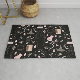 Cherry Blossom - Floral Witch Starter Kit Rug