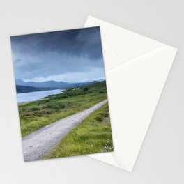 Road in the Highlands Stationery Cards