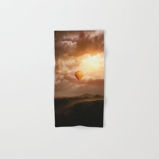 Hope, from the Sun II Hand & Bath Towel