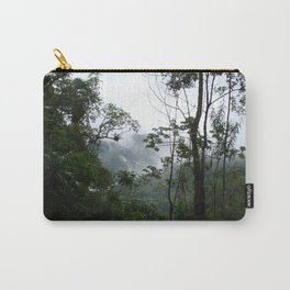 Foggy brazilian forest Carry-All Pouch