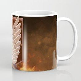 Attack On Titan Logo Coffee Mug